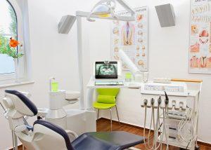 Zahnarzt Müller Behandlung